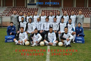 La squadra 2010-2011