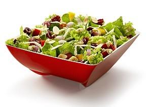 Como Emagrecer Rápido comendo saladas e Vegetais