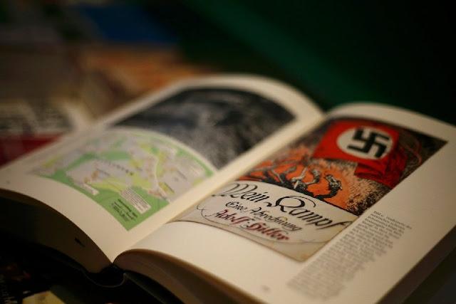 "Adolf Hitler's ""Mein Kampf"" published in Germany"
