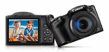 Canon Launches PowerShot SX520 HS & SX400 IS