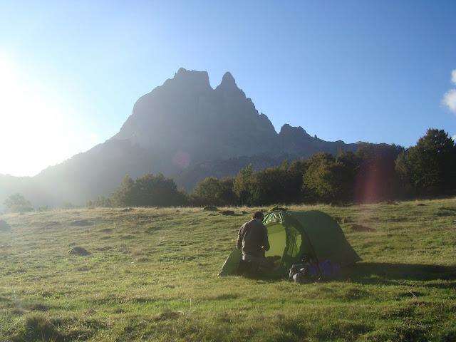 GR 10: des Lacs d'Ayous à aux cabanes des Cézy
