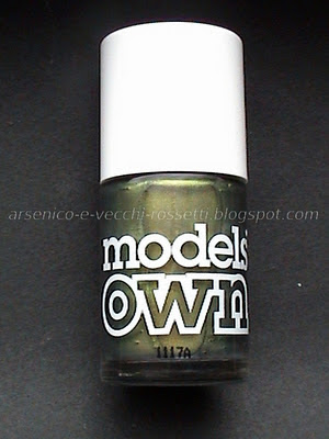 Models Own Beetlejuice Golden Green