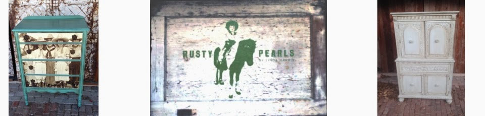 Rusty Pearls