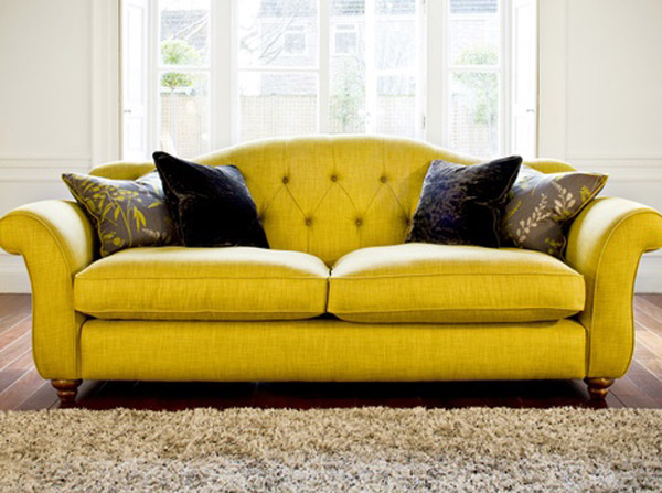 David Dangerous Grey, Grey and Yellow& Grey Interiors with Yellow!