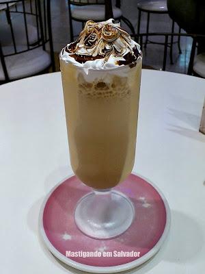 Doçaria Amor aos Pedaços: Drink Café Louco Amor