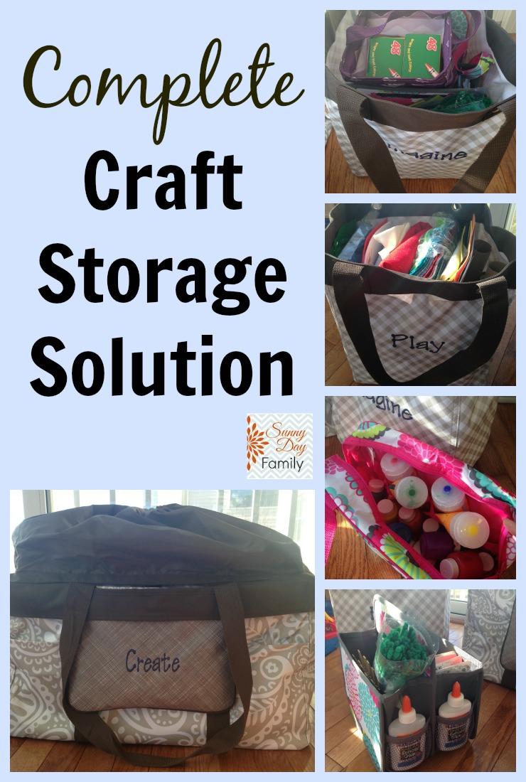 Complete Craft Storage Solution · Craft%2Bstorage%2Bsolution