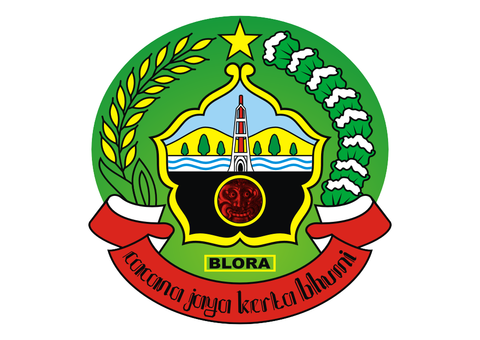 Kabupaten Blora Logo Vector download free