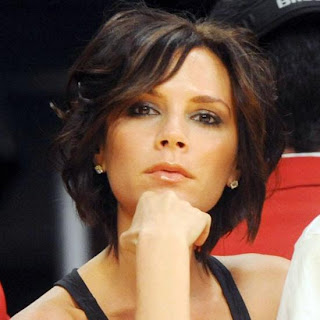 Victoria Beckham Haircut Hair Style Pictures - Celebrity Hairstyle Ideas for Girls