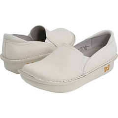 Alegria Shoes White Peace And Love