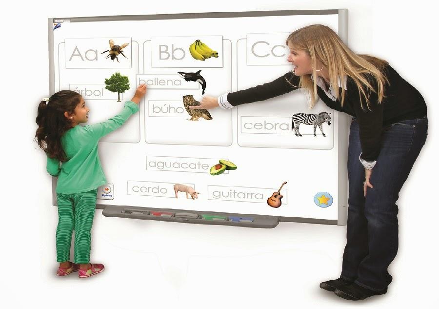 5 Pemainan 'White Board' Tingkat Kemahiran Bahasa Anak