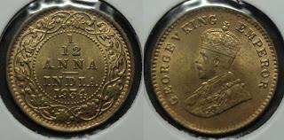 george v 1/12 anna 1934
