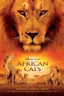 Báo Châu Phi - African Cats