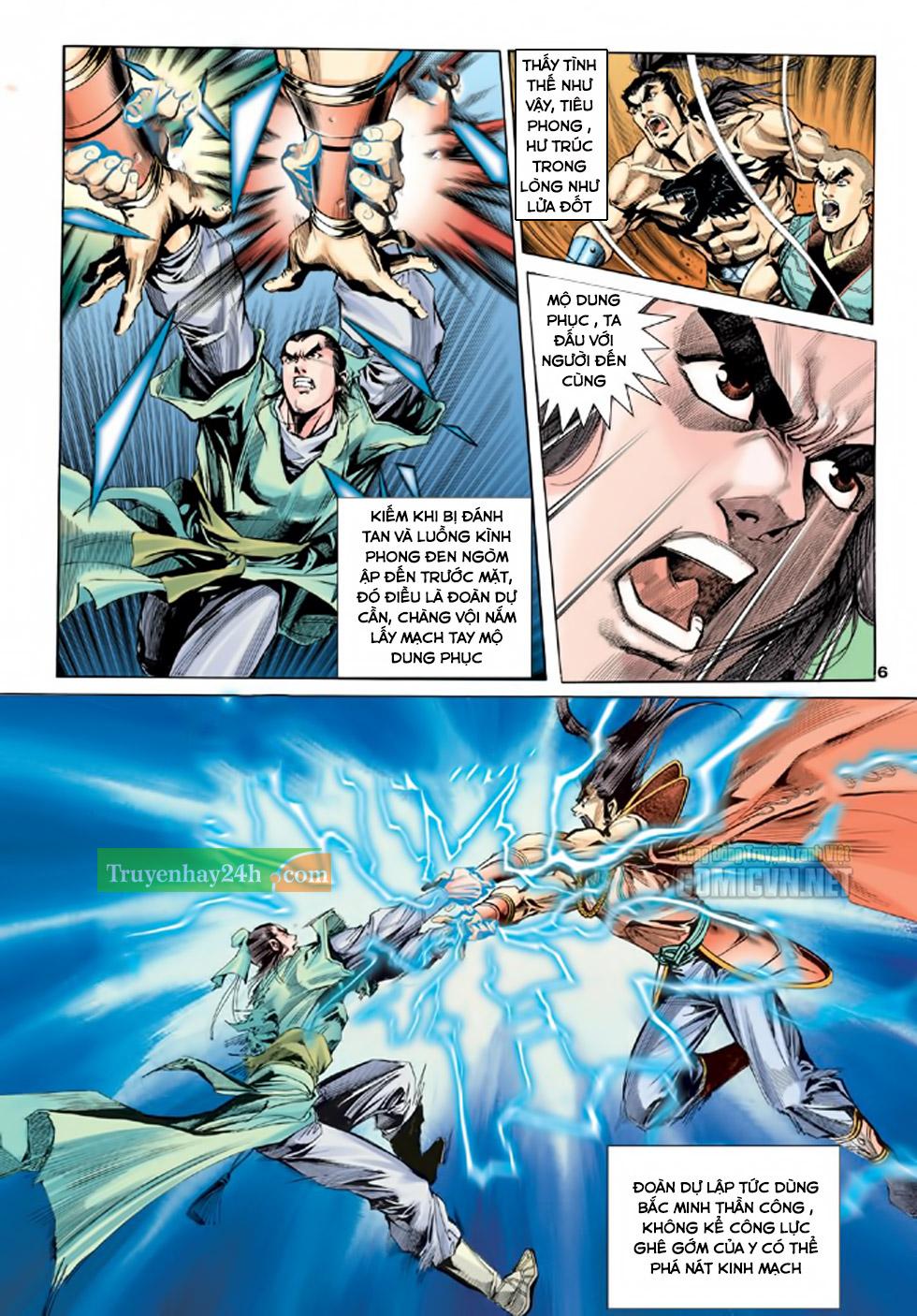 Thiên Long Bát Bộ chap 100 – End Trang 7 - Mangak.info