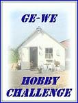 Ge-We hobby elke 6 weken een challenge