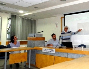 Lecture - Tel Aviv University