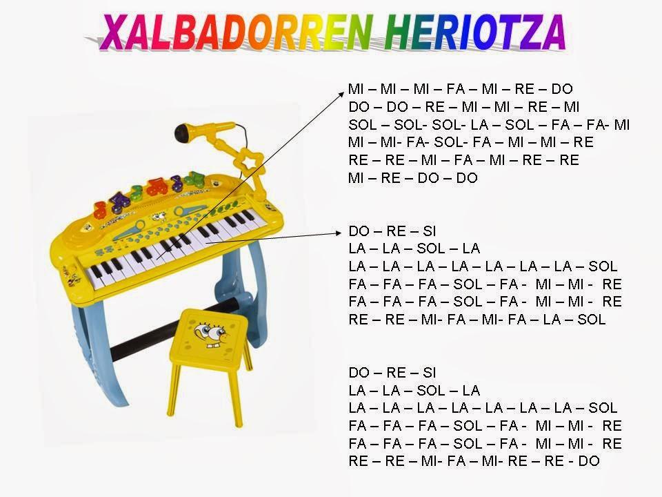 XALBADOR HERIOTZA