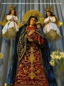 Agosto - Nuestra Señora del Perpetuo Socorro - Templo San Francisco