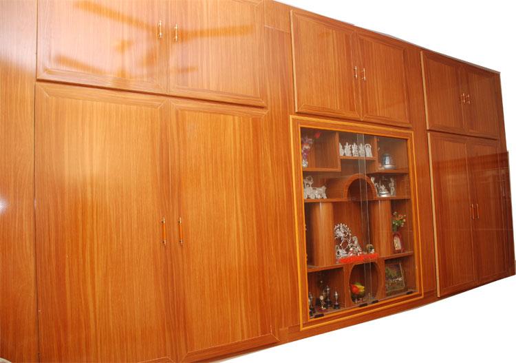 Modern rainbows pvc cupboards