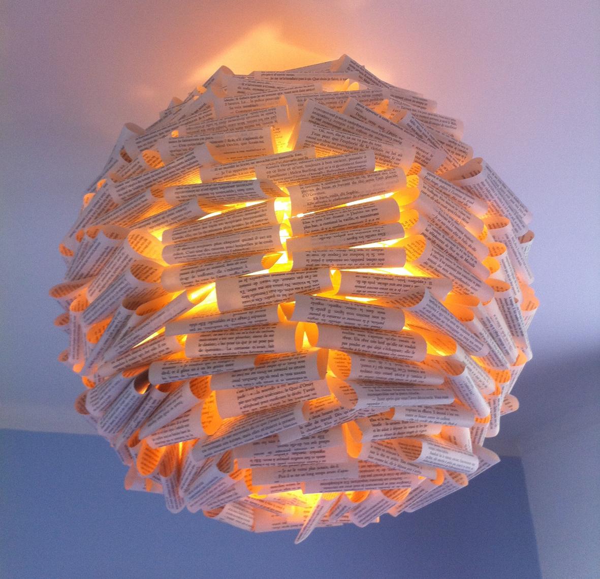 Lampes en papier, Luminaires en papier - Tous les fabricants de l