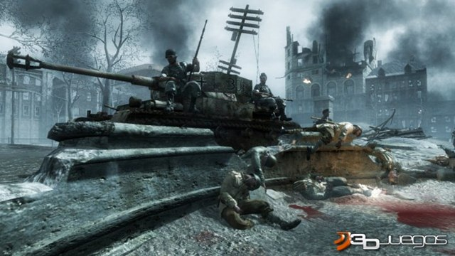 Call of Duty World at War PC Full Español