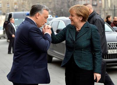 migráció, Németország, Angela Merkel, AfD, Orbán Viktor, illegális bevándorlás,