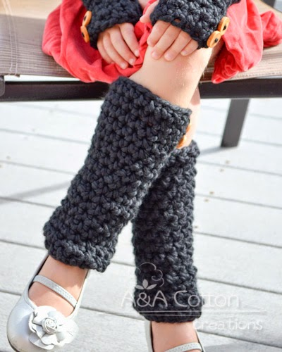 Crochet legwarmer patterns