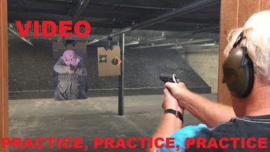 VIDEO: Don't be a victim to violent crime in Sarasota Fl, Practice, Practice, Practice.