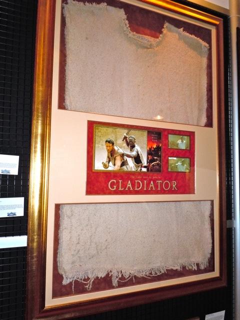 Juba tunic Gladiator