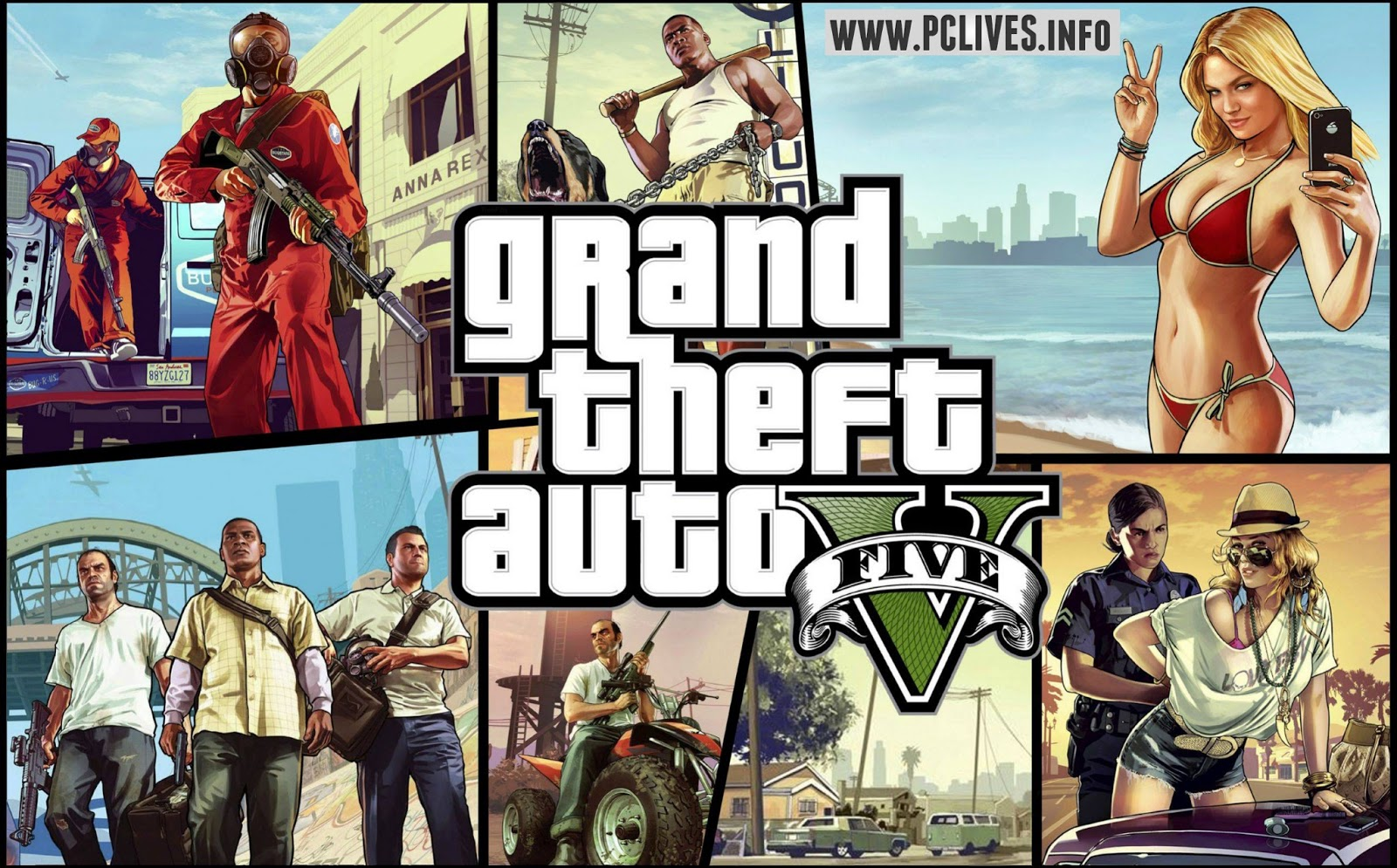 gta 5 rockstar games free download for pc