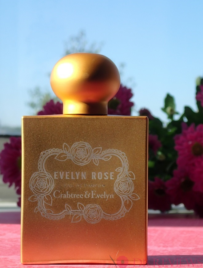 Crabtree & Evelyn's Evelyn Rose EDP