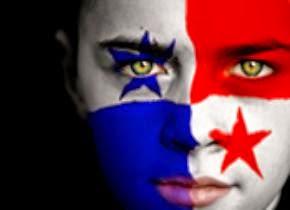 ... panama flag coloring page