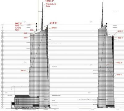 a research on the architectural design of the bank of america tower Read all of the latest us bank stadium super bowl coverage  the first  objective in designing the form of the building was to get snow off the roof of the.