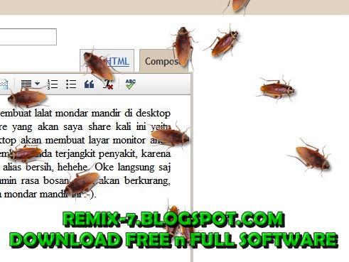 Cockroach on desktop v1 0 2011 pc
