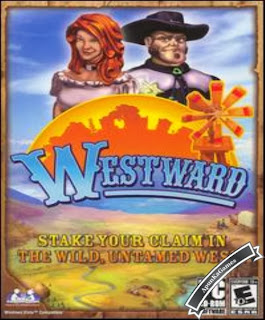 Westward Cover, Poster