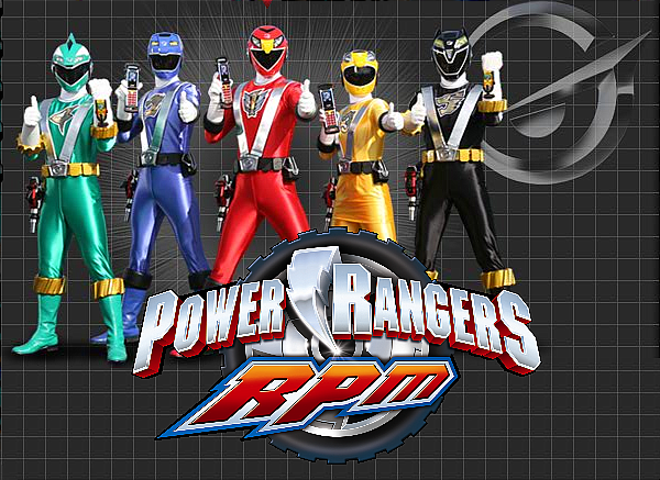 Assistir Power Rangers: RPM Dublado Online