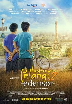 Video Trailer Dan Sinopsis Laskar Pelangi 2: Edensor Film Adaptasi Novel Ketiga 'Laskar Pelangi'