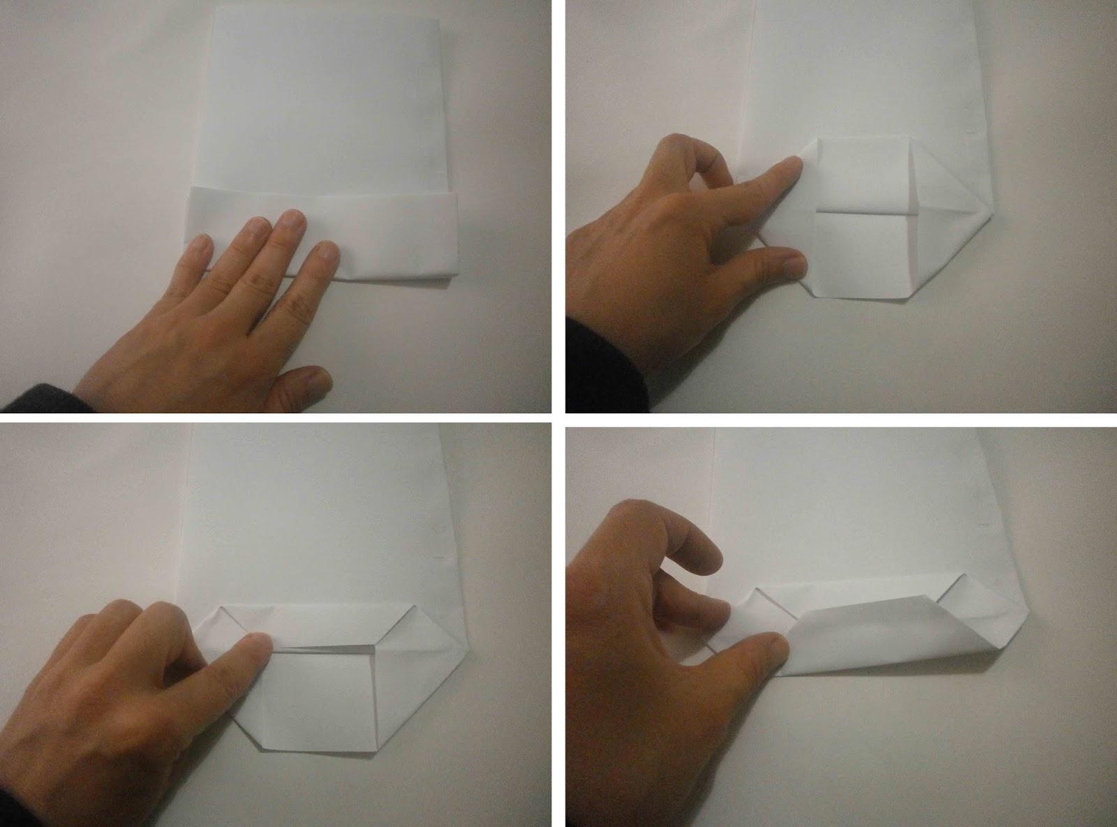 Como hacer bolsas de papel para regalo ideas faciles y - Bolsa de papel para regalo ...