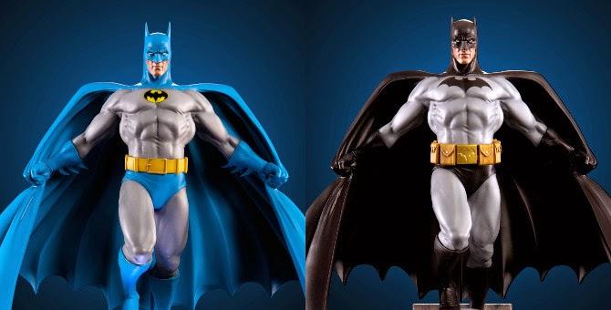 Batman Wall Statue della Pop Culture Shock
