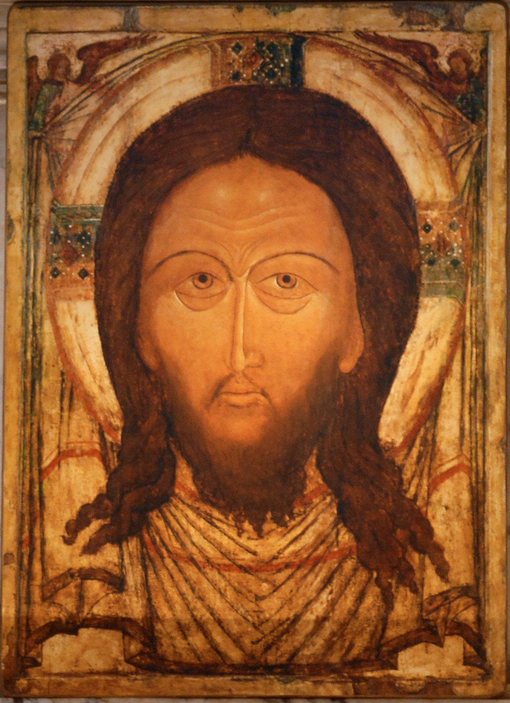 Il Mandylion o Immagine di Edessa era un telo sul quale era raffigurato il volto di Gesù. L'immagine era ritenuta di origine miracolosa e detta acheropita, cioè