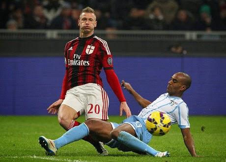Copa Italia : AC Milan Tersingkir Di Ajang Copa Italia