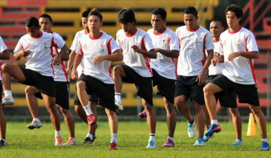 Timnas Garuda Muda Indonesia Masa Depan