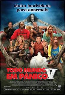 """Poster do filme """"Todo Mundo em Pânico 5"""""""