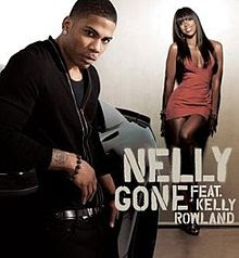 Nelly - Gone ft. Kelly Rowland single cover