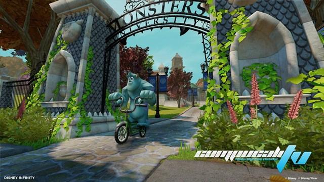 Disney Infinity PS3 Español Region USA