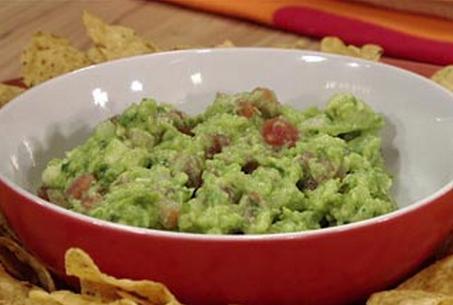 Como hacer guacamole casero y facil
