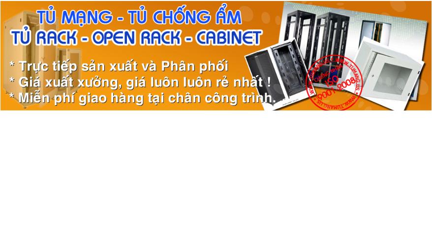 tủ rack, tủ mạng, cabinet
