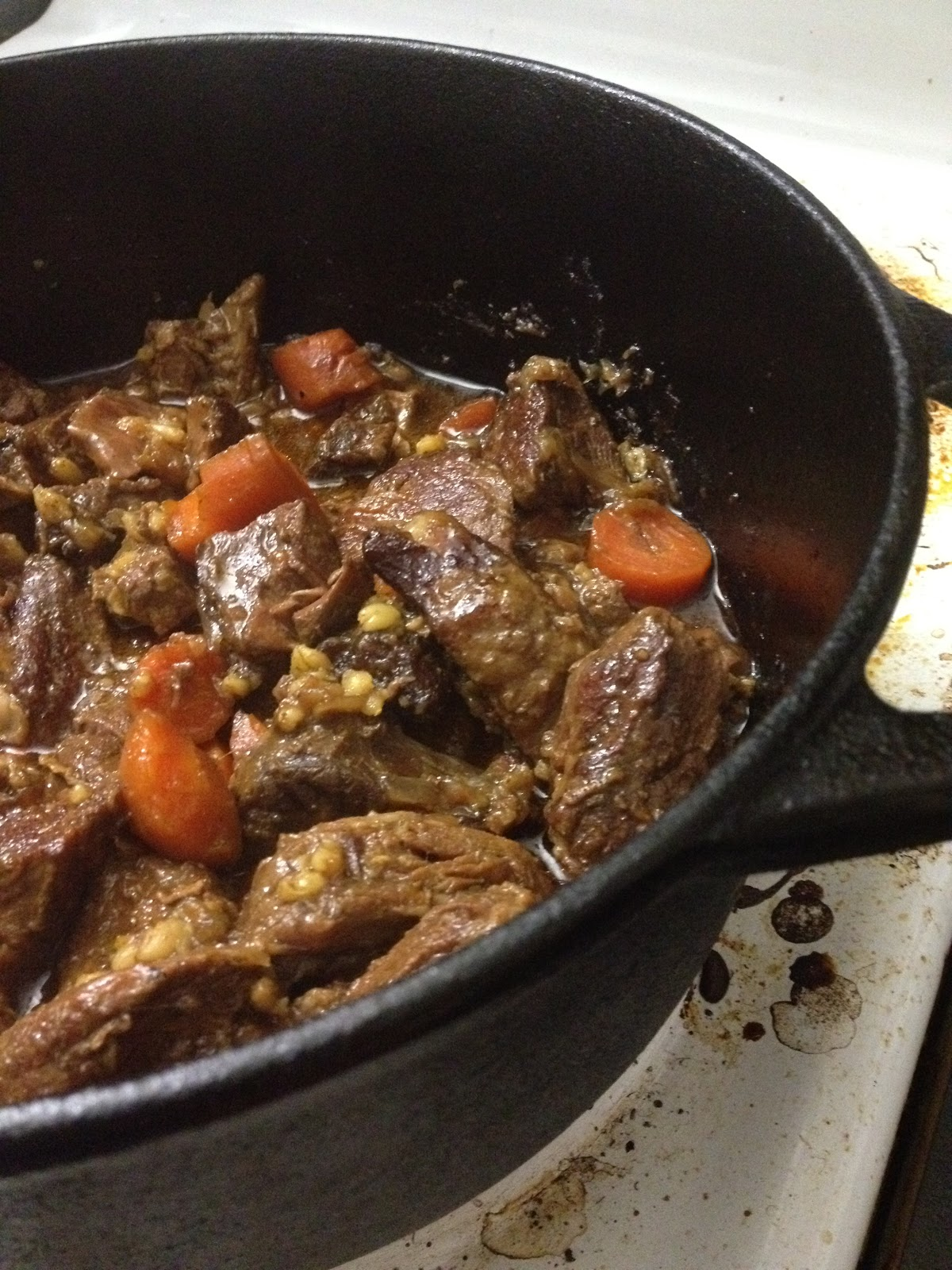 Beef and Stout Stew