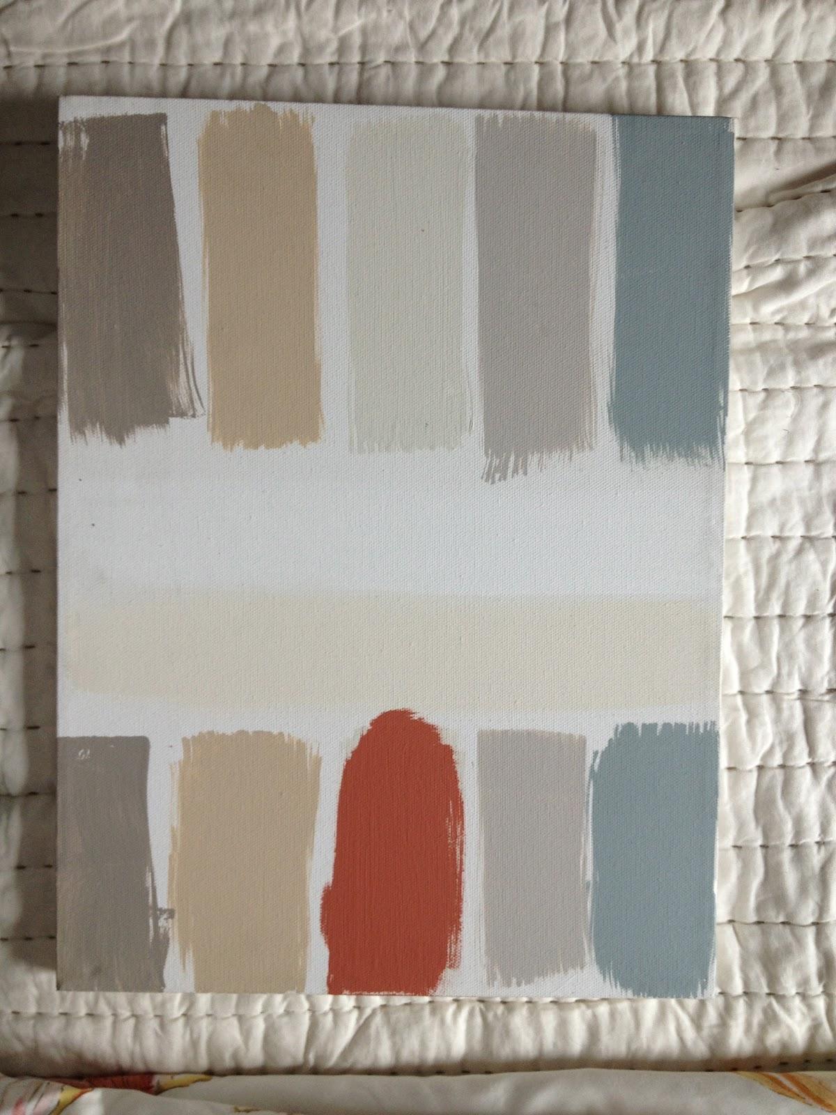 Benjamin Moore Paints (cumulus Cloud, Shaker Beige, Wedding Chapel,  Kentucky Haze,