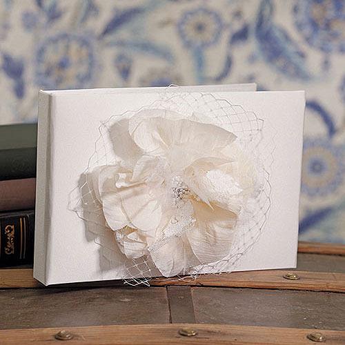 http://www.weddingfavoursaustralia.com.au/products/beverly-clark-la-fleur-collection-guest-book