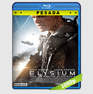 Elysium (2013) HD BrRip 1080p (PESADA) Audio Dual LAT-ING